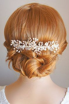 15 Stunning Summer Wedding Hairstyles | StyleCaster