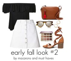cute early fall looks to love! come check out more in the blog!