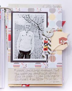 """Awesome mini album with """"The Good Life"""" by Fancy Pants Designs"""