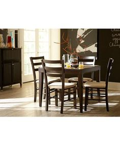 ailey dining room furniture collection only at macy s macys com
