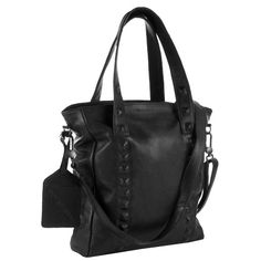 #Coole #schwarze #Tasche von #Cowboysbelt. In dieser Tasche haben alle wichtigen Utensilien Platz! ♥ ab 129,00 €