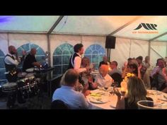 Lej alt til festen med VIP Teltudlejning - YouTube