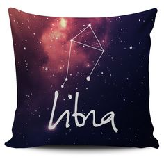Libra - Pillow Cover