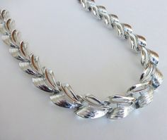 Hey, I found this really awesome Etsy listing at https://www.etsy.com/listing/193740794/vintage-1950s-textured-silver-deco-wave