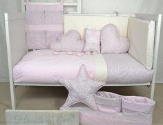 Hands & love, textil artesanal para el bebé-DecoPeques.com