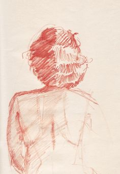 Life Drawing Pose #2