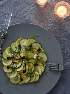 皿ごと冷やして召し上がれ|『ELLE a table』はおしゃれで簡単なレシピが満載!
