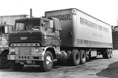 Ford H Series COE Tractor