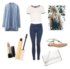 """Untitled #27"" by roxane-christina on Polyvore"