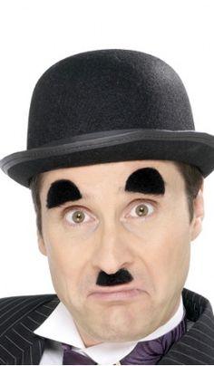 Moustache Et Sourcils ''Charlie Chaplin''