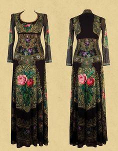 7f883500ca0b Michal Negrin Dress Michal Negrin, 2000s Clothing, Boho Fashion, Vintage  Fashion, Fashion