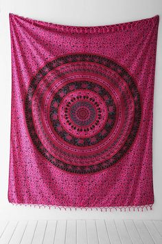 Magical Thinking Desert Medallion Tapestry