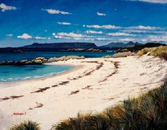 Looking forward to a few hours on Camusdarach beach in a few weeks time