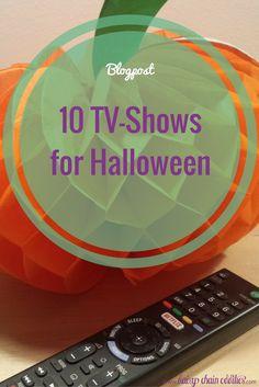 10 TV-Shows to watch on Halloween Scary Vampire, Penny Dreadful, Daisy Chain, Sleepy Hollow, Tardis, Doctor Who, Nerdy, Creepy, Tv Shows