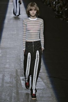Alexander Wang - Runway - Spring 2016 New York Fashion Week