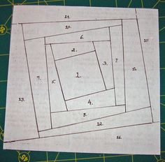 How to Quilt with Paper Foundation Piecing