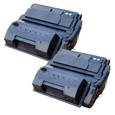 Buy a Twin Pack HP 39X Q1339X Black Remanufactured Toner Cartridge online at unbeatable prices by UK's top retail websites! Compare prices for Brand New, Used or Refurbished Twin Pack HP 39X Q1339X Black Remanufactured Toner Cartridge and get the best deals offered by retailers at eYawoo.co.uk.