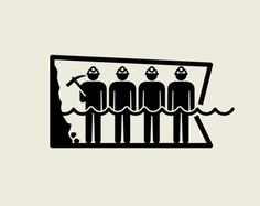 Newspaper Pictograms by Stephen McCarthy