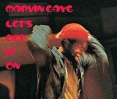 "Released on August 28, 1973, ""Let""s Get It On"" is the twelfth studio album by Marvin Gaye.  TODAY in LA COLLECTION on RVJ >> http://go.rvj.pm/3vf"