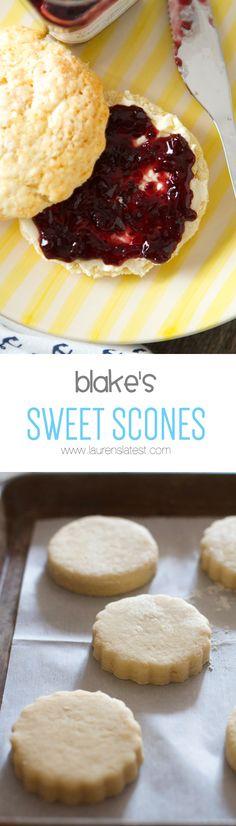 Blake's Sweet Scones