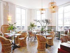 Restaurant Les Resistants (75010 Paris) - Cuisine responsable ! ( producteurs locaux ) à découvrir lors de votre séjour dans l'un de nos hôtels By HappyCulture : https://www.happyculture.com/