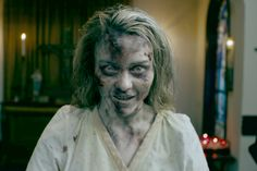 exorcist tv show | The Exorcist' Recap: Angela Fights for Casey's Soul
