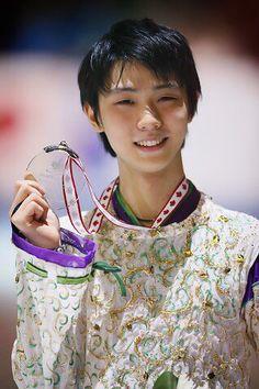 Yuzuru Hanyu 2015