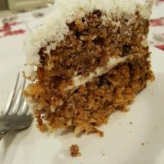 The carrots and pineapple work together to keep this cake moist and wholesome. My Recipes, Dessert Recipes, Cooking Recipes, Favorite Recipes, Desserts, Easter Recipes, Indian Recipes, Salad Recipes, Recipies