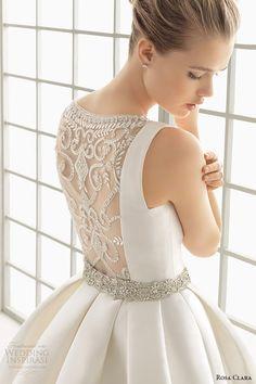 Rosa Clara 2016 Wedding Dresses Preview | Wedding Inspirasi wedding dresses, wedding dress, weddings - #bride