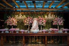 Casamentos - Fernanda e Diego - La Zucca Eventos | Campo Grande - MS