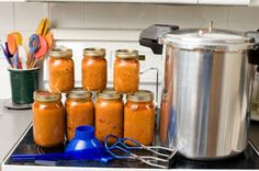 tips for pressure cooking and canning