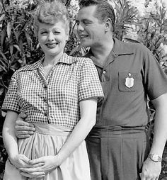 Lucy and Desi... They soooo remind me of my grandparents.  LOVE