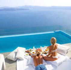 Astarte suites, Santorini' by Juampi*