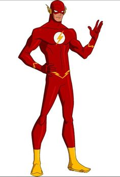 Flash - Young Justice