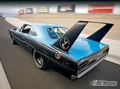 a 1970 Plymouth Satellite Back Side 01