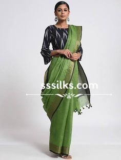Our weaver specially made wholeheartedly for the women by using materials such as organic linen, natural zari, natural dyes. Pure Silk Sarees, Handloom Saree, Dyes, Cover Up, Organic, Indian, Pure Products, Natural, Dresses