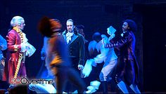 King george from Hamilton the musical GIF