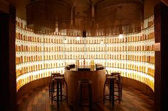 Thanks CoolBoom for these great pictures of the Johnnie Walker Whisky House in Shanghai