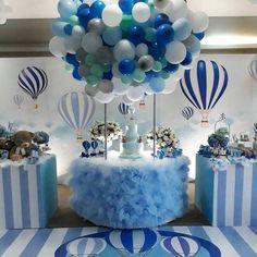 """A Festa que eu quero no Instagram: """"Linda decoração @loucaporfestas - Boa Noite com essa decoração linda by @talileandrocoutinho ! #loucaporfestas #baloes #festa #party…"""""""