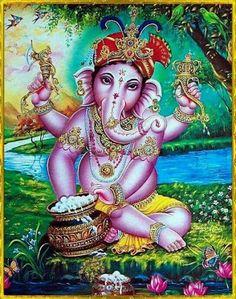 Lord Ganesha [श्री सिद्धिविनायक गणेश ] – Community – Google+