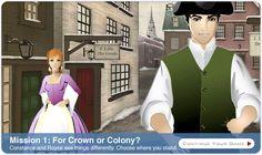 Interactive History Games