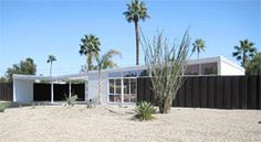 Palm Springs Midcentury Modern Architectural Tour
