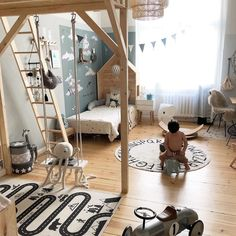 Scandi ROOM - a creative association - Ikea DIY - The best IKEA hacks all in one place Baby Room Decor, Nursery Room, Kids Bedroom, Ideas Habitaciones, Ikea Dresser, Kids Room Design, Baby Boy Rooms, Fashion Room, Kid Spaces