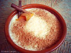 Cómo preparar arroz con leche en el microondas