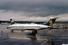 British Caledonian Airways - Vickers VC10 Meet Jettly - The Flight Sharing App (www.Jettly.com)