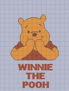 Crochet Patterns Winnie The Pooh Afghan Graph E-mailed.pdf