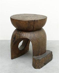 Constantin Brancusi – Tabouret, 1925   Centre Pompidou