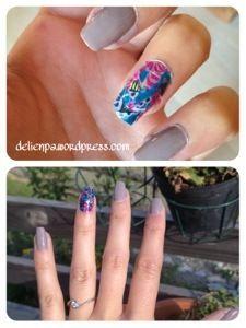DECOPATCH MANUCURE - nails nailart