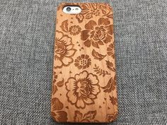 #Flowers #wooden #engraved wooden #cover wooden case #wood phone wood iphone case wood #iphone #7 Phone Cover Phone Case laser engraved iPhone 7 #7+ iPhone 7 #Plus #rose Case iPhone 7 iphone 6 flowers pattern flowers Flower pattern flower www.jiacase.com