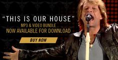 Bon Jovi † The Official Website...  My favorite band. Just saw them in Quebec City....with 80,000 people!!!!